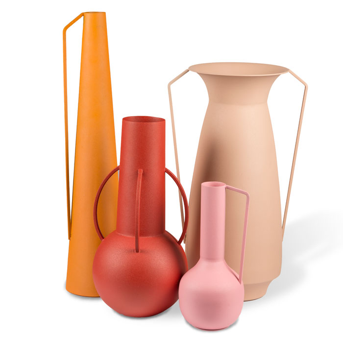 Pols Potten Vases Roman sunset