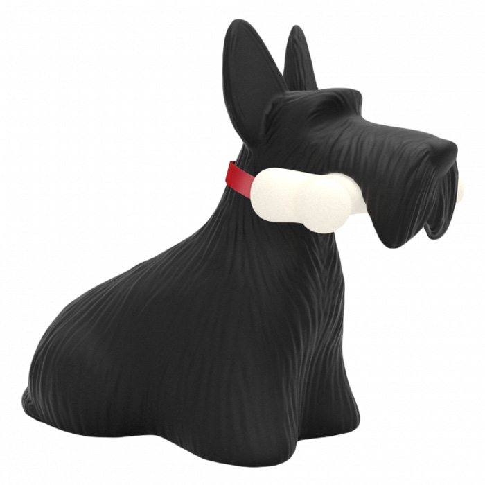 Qeeboo Scottie lamp hond