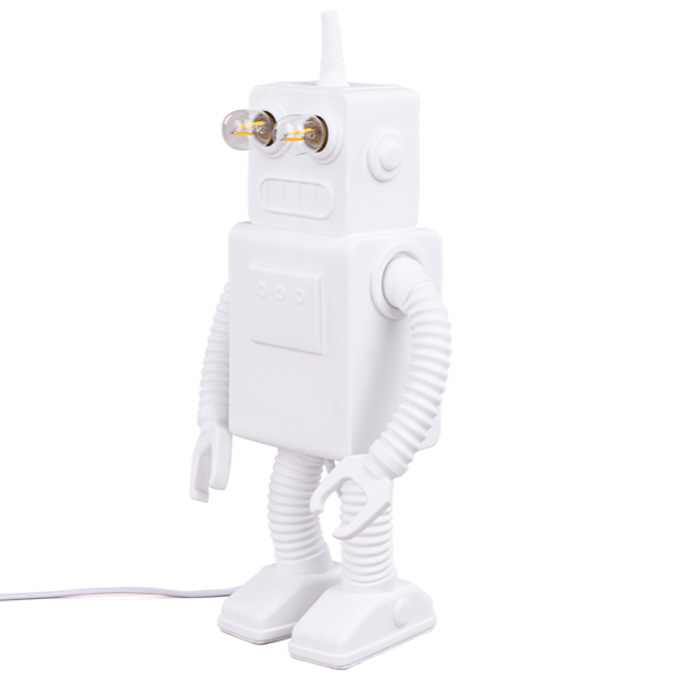Seletti Robot Lamp