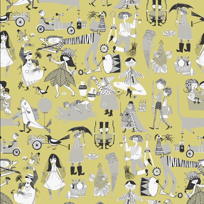 Våra Visor Yellow