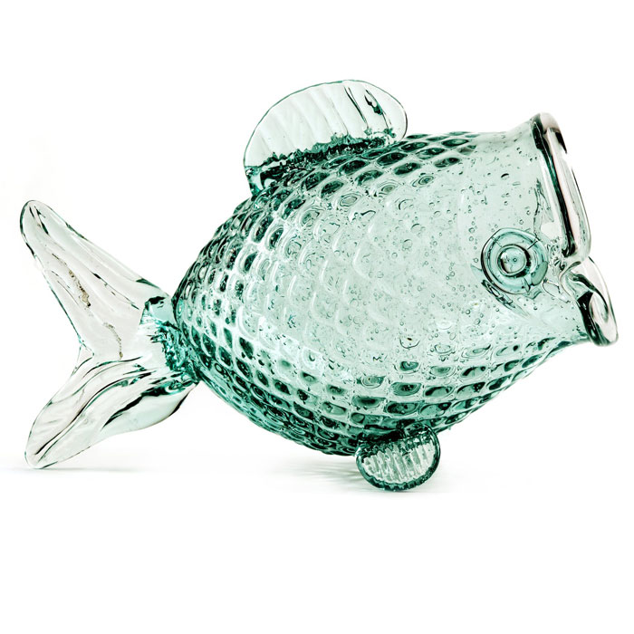Pols Potten Jar fat fish