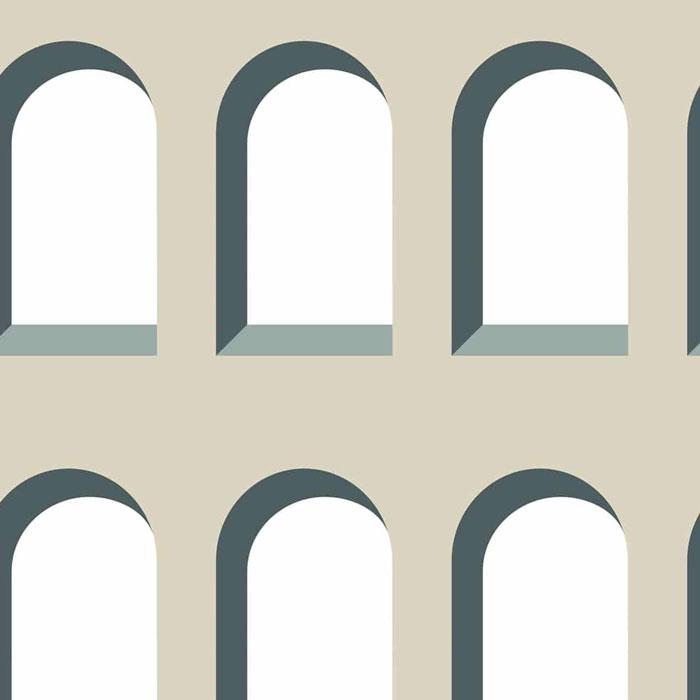 Sandberg Wallpaper Marie beige