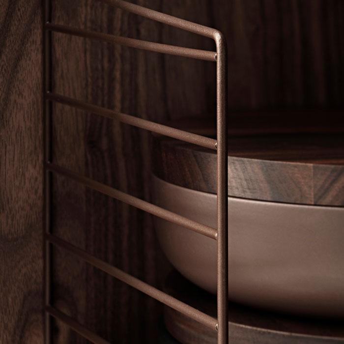 String Furniture bruin walnoot