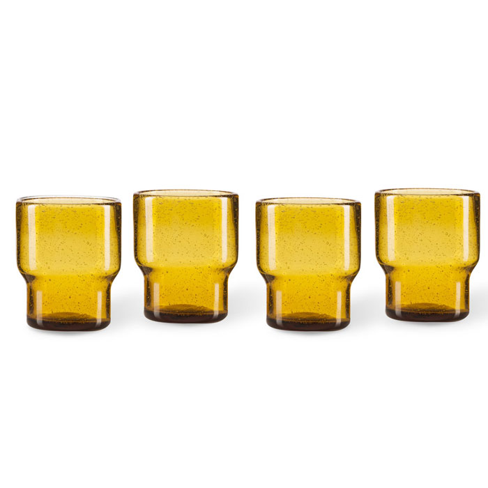 Pols Potten tumbler bubbles set 4
