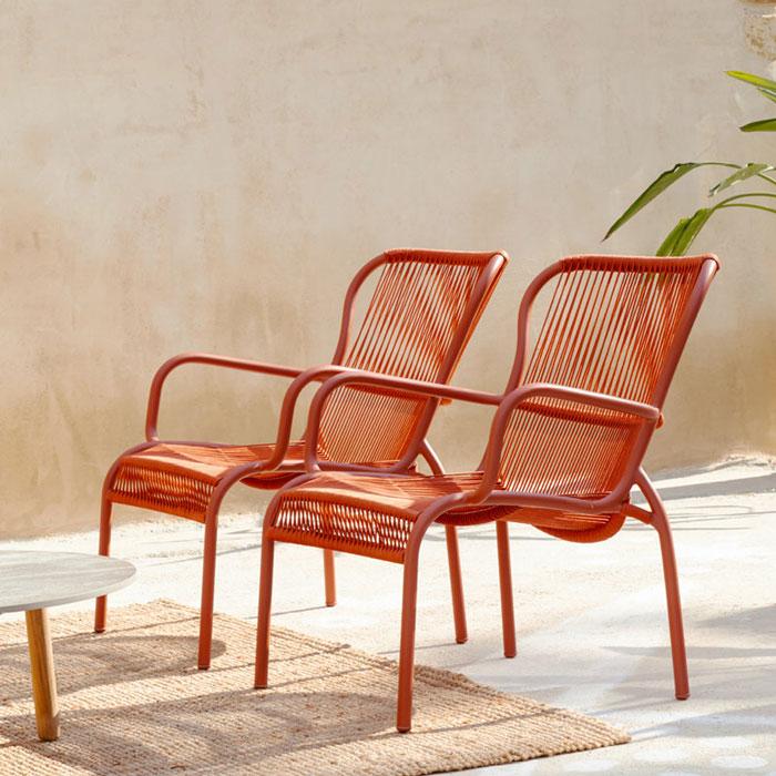 Specificaties Vincent Sheppard Loop Lounge Chair