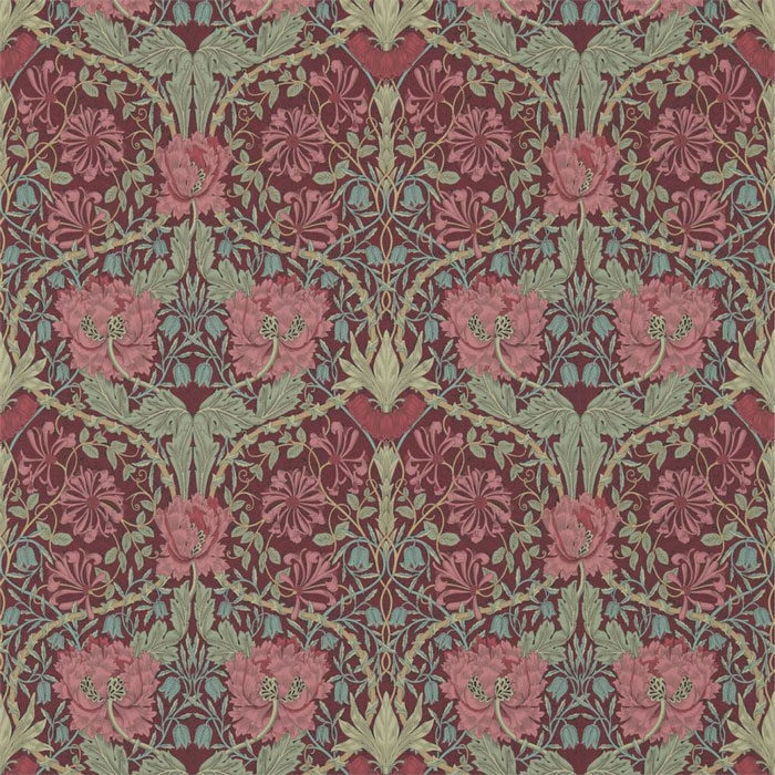 Morris and Co Honeysuckle tulip 214703
