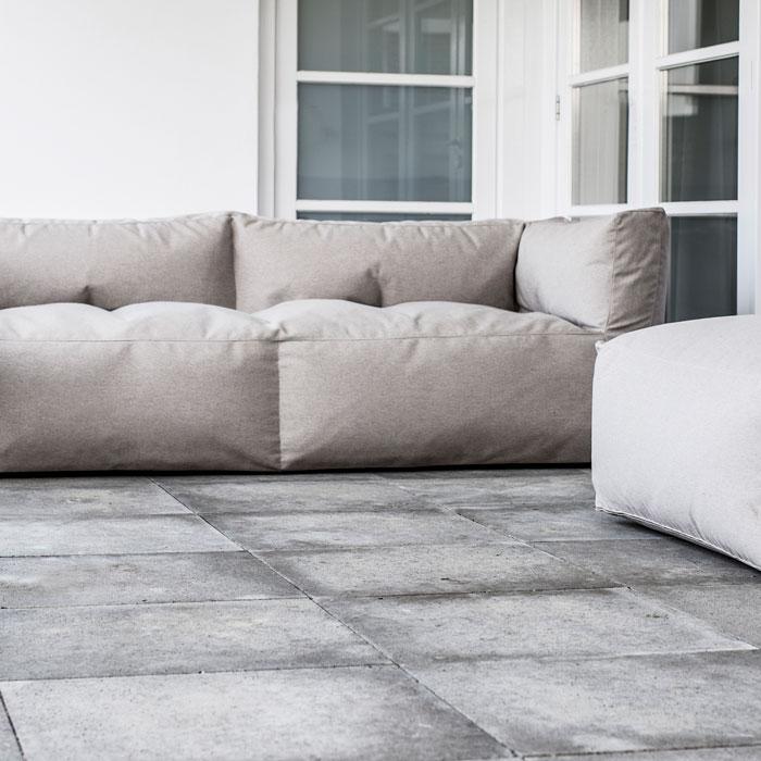Bryck Couch loungebank 3 zits