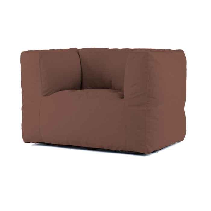 Bryck Lounge Chair ECO brown
