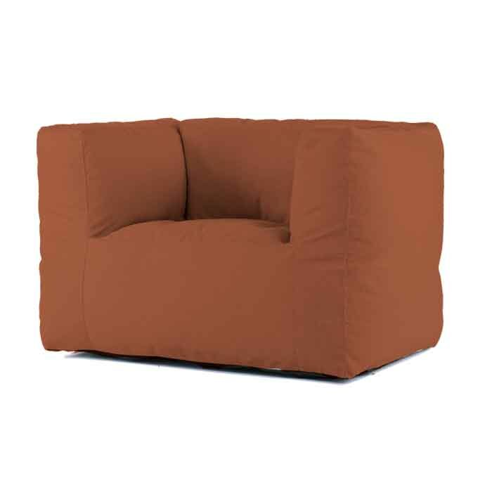 Bryck Lounge Chair ECO orange