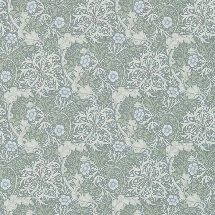 Morris and Co Seaweed Silver Ecru 214715