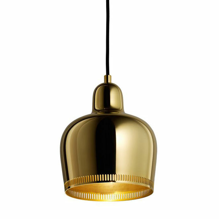 Artek Pendant Light A330S gold