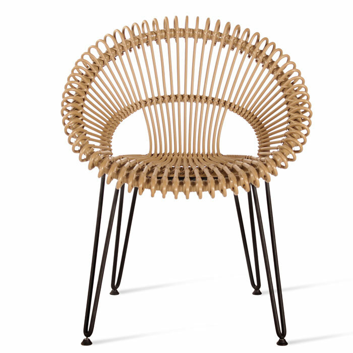Vincent Sheppard Roxy Dining Chair Outdoor