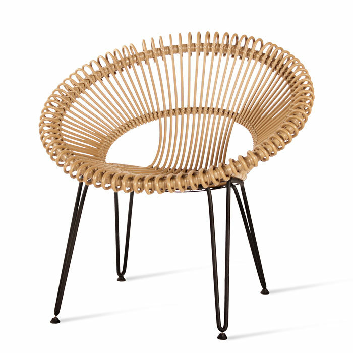 Vincent Sheppard Roxy lazy Chair Outdoor