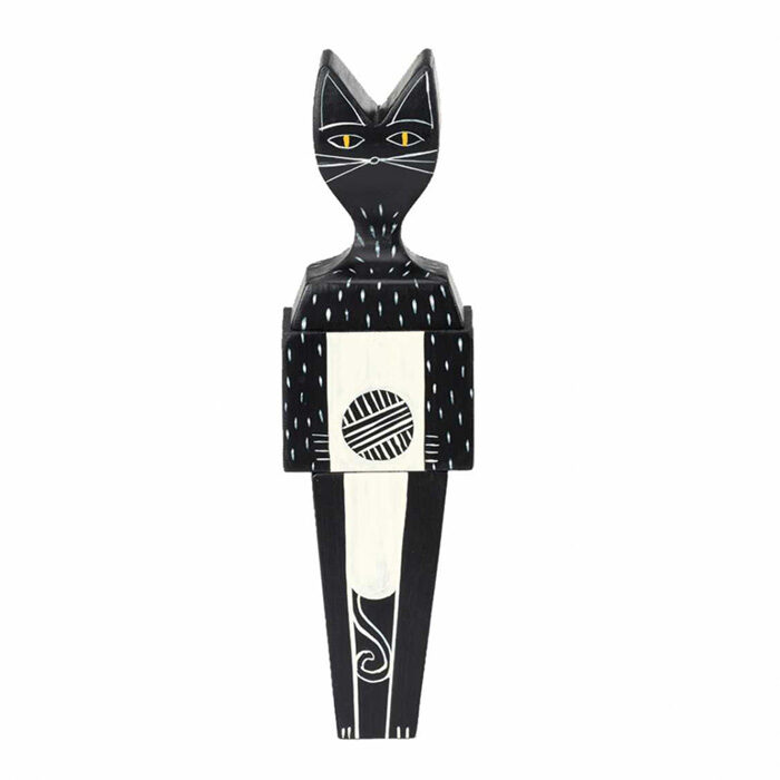 Vitra Wooden Doll Cat
