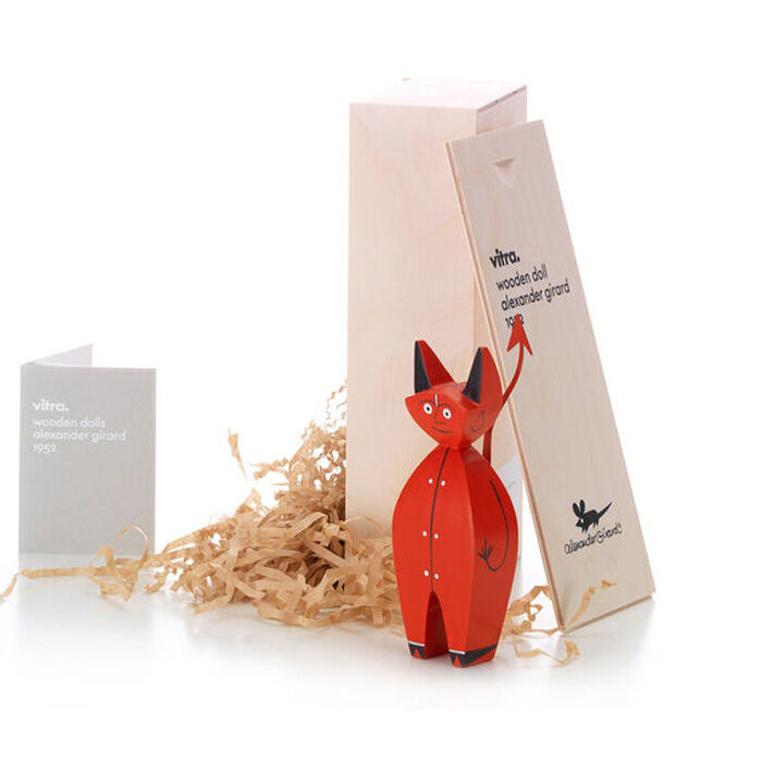 Vitra Wooden Doll Little Devil