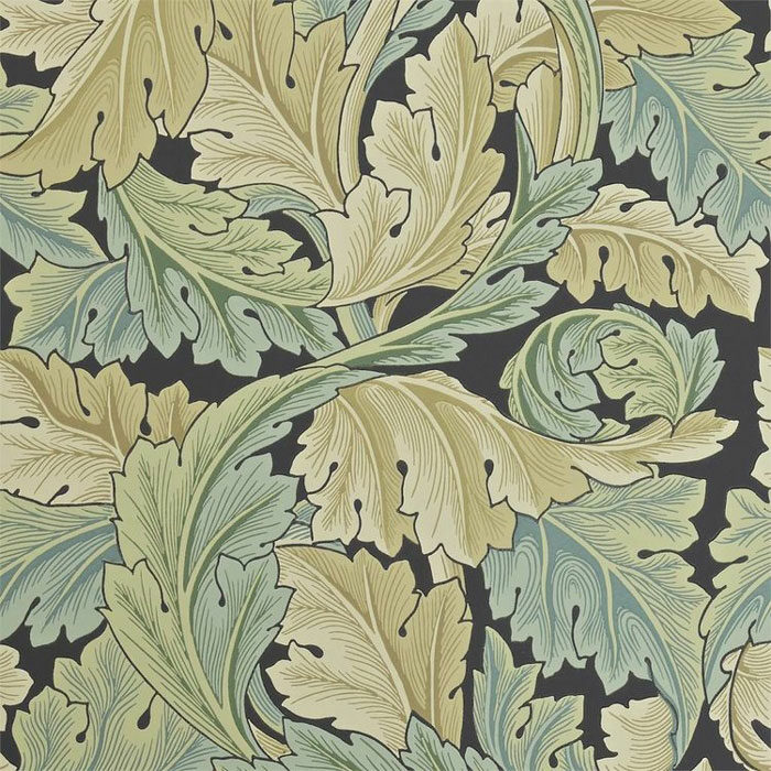 Morris and Co Acanthus Privet 22550