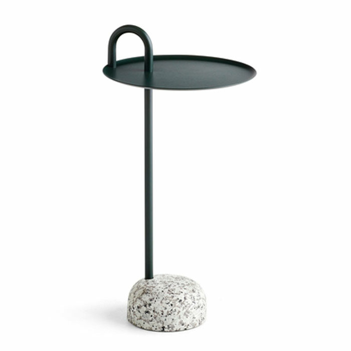 Hay Bowler side table groen