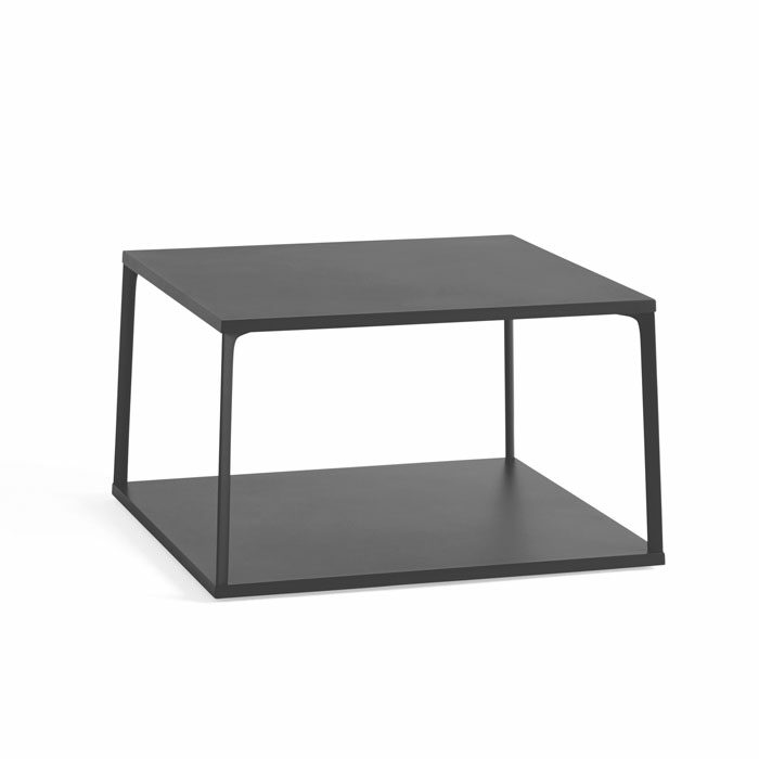Hay Eiffel Coffee table square ink black