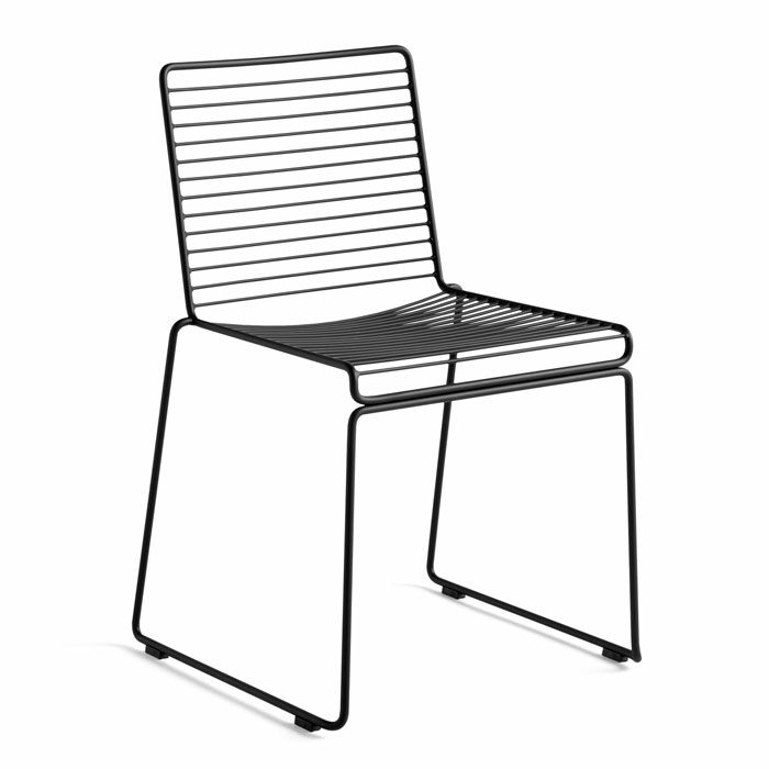 Hay Hee Dining chair zwart