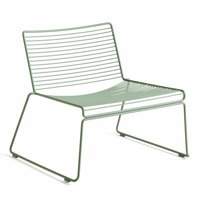Hay Hee Lounge chair groen