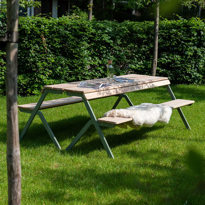 Weltevree Tablebench 4-seater