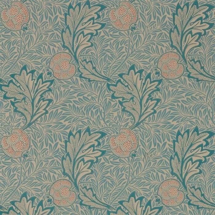 Morris and Co Apple Indigo Antique 216690