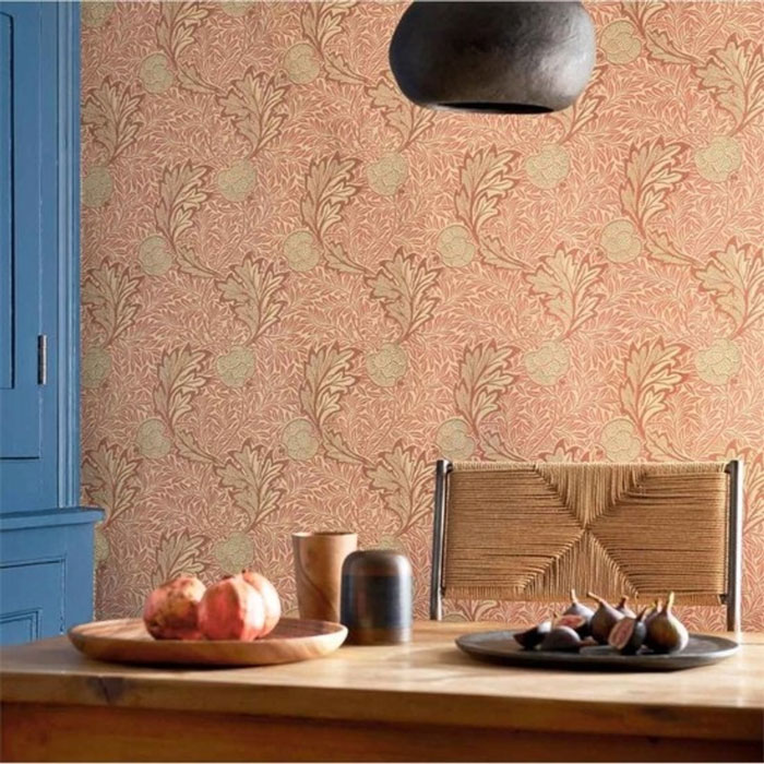 Morris and Co Apple Rust gold 216688