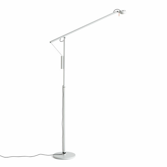 Hay Fifty-Fifty floor lamp ash grey