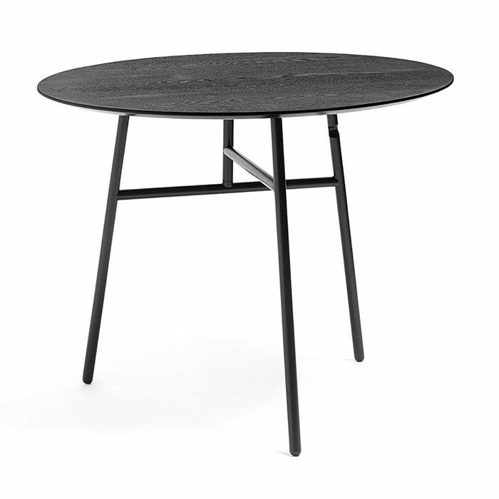 Hay Tilt Top Table black
