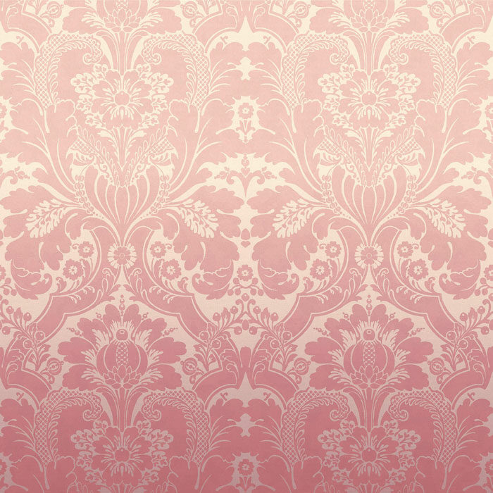 Little Greene St James Park Cherry Fade