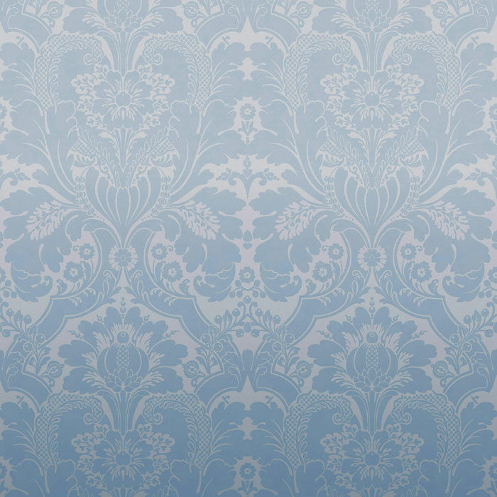 Little Greene St James Park Cobalt Fade
