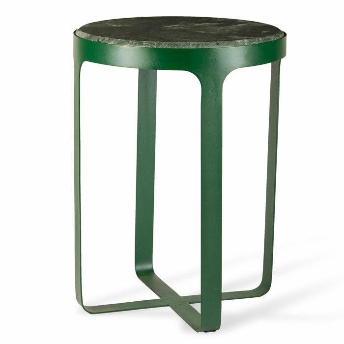 Pols Potten Side Table Stoner green