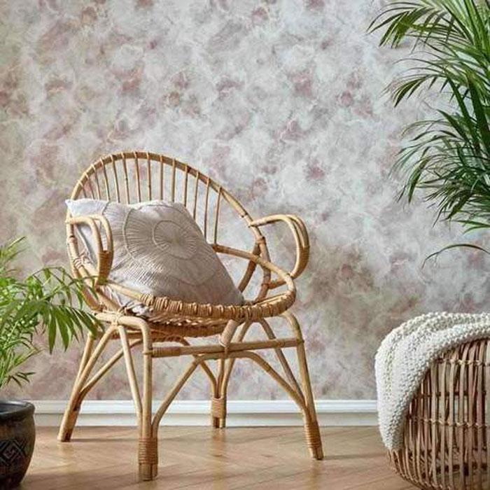1838 Wallcoverings behang Quartz Caramel