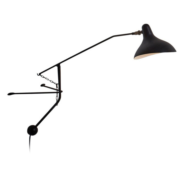 DCW EDITIONS MANTIS BS2 MINI WANDLAMP