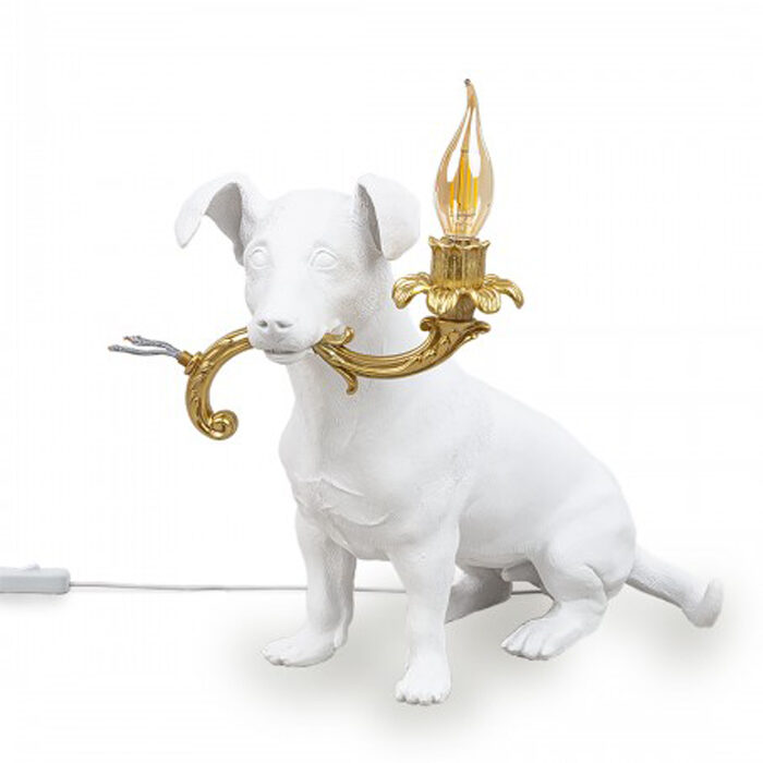 Seletti Rio dog Lamp