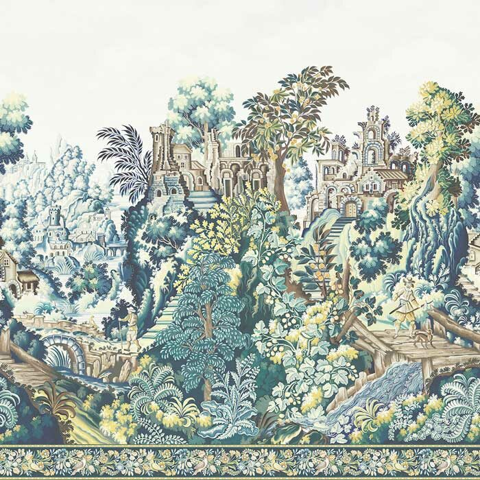 Cole and Son Verdure Tapestry Silk 118/17039