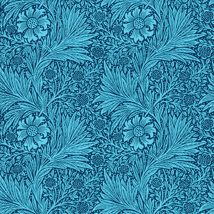 Morris-and-Co-Marigold-Navy-216954