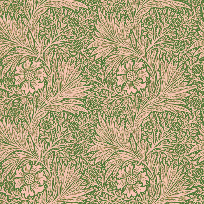Morris-and-Co-Marigold-Pink-Olive-216953