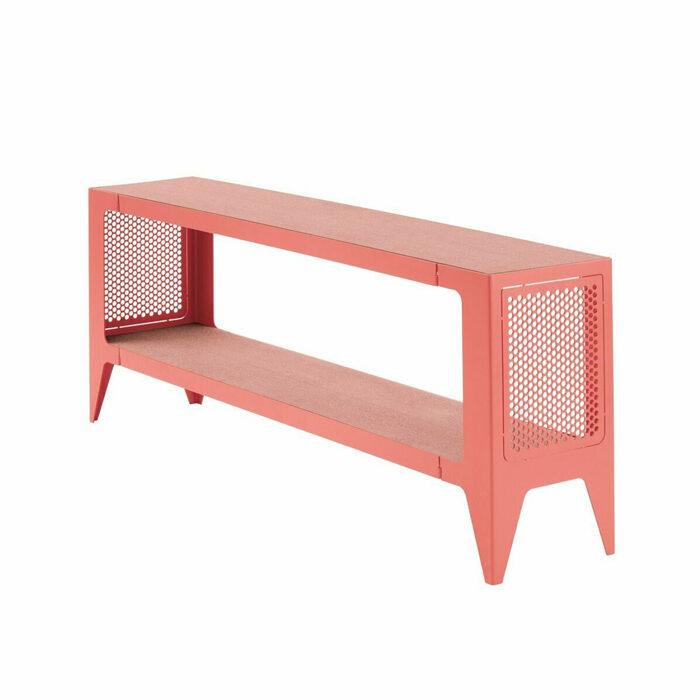 Wye Design Lowboard Chamfer Kalypso Red