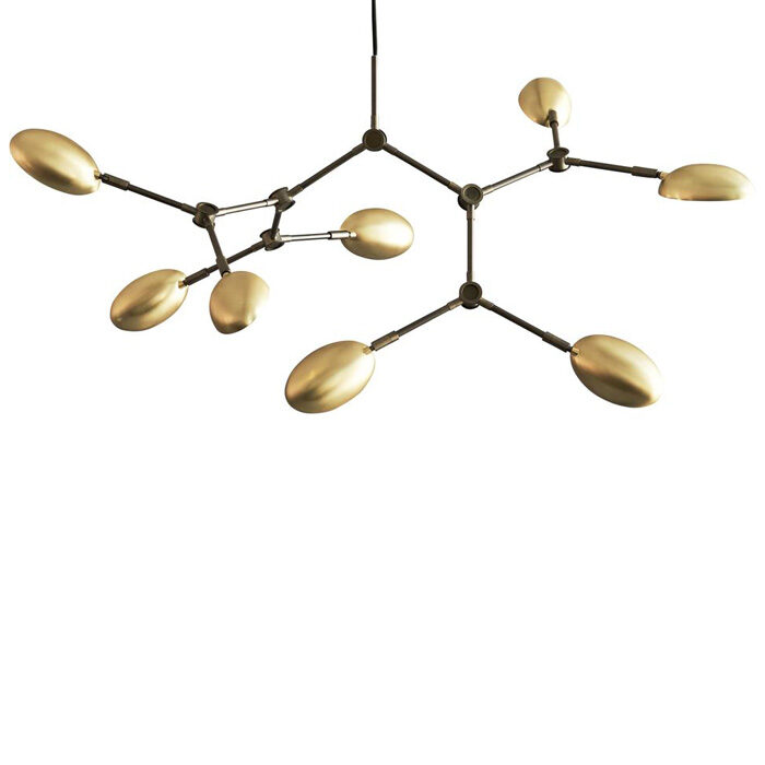 01 Copenhagen Drop Chandelier mini
