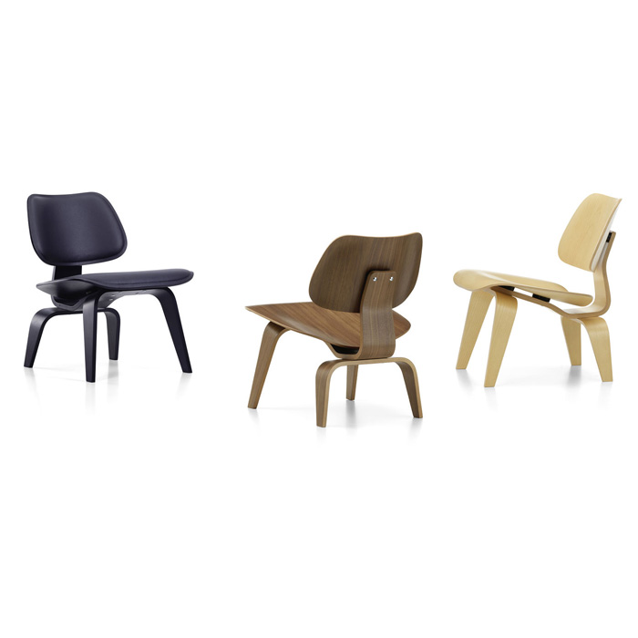 Vitra Eames LCW Fauteuil