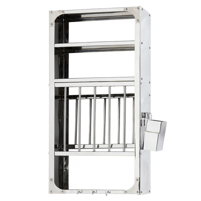 Hay Indian Plate Rack