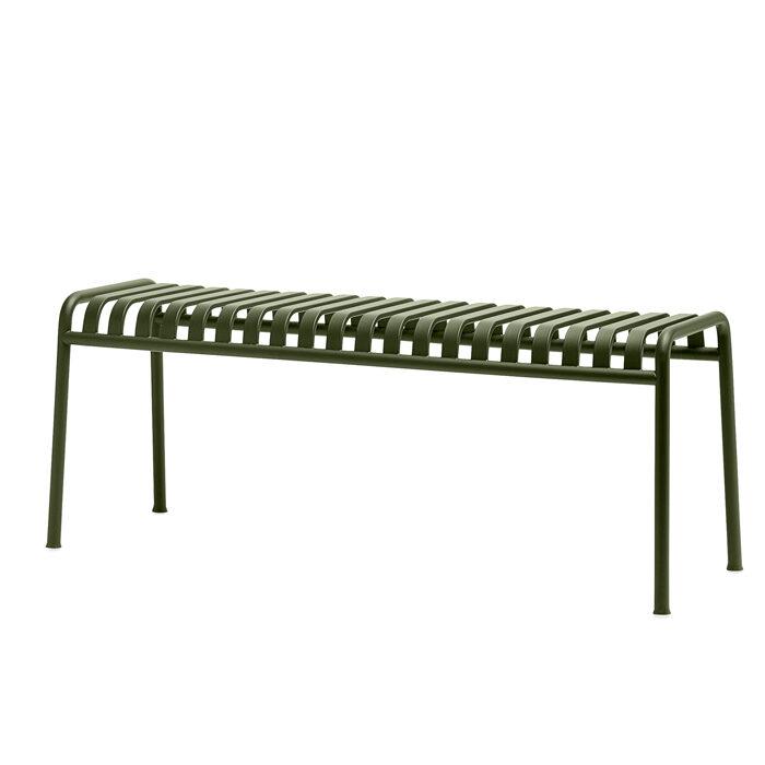 Hay Palissade bench olijf