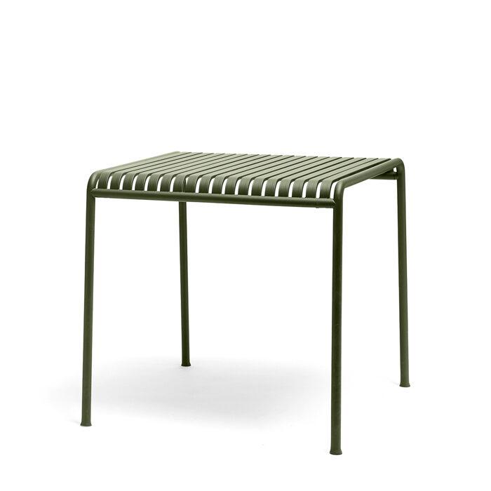 Hay Palissade Table 170x90x75 olijfgroen