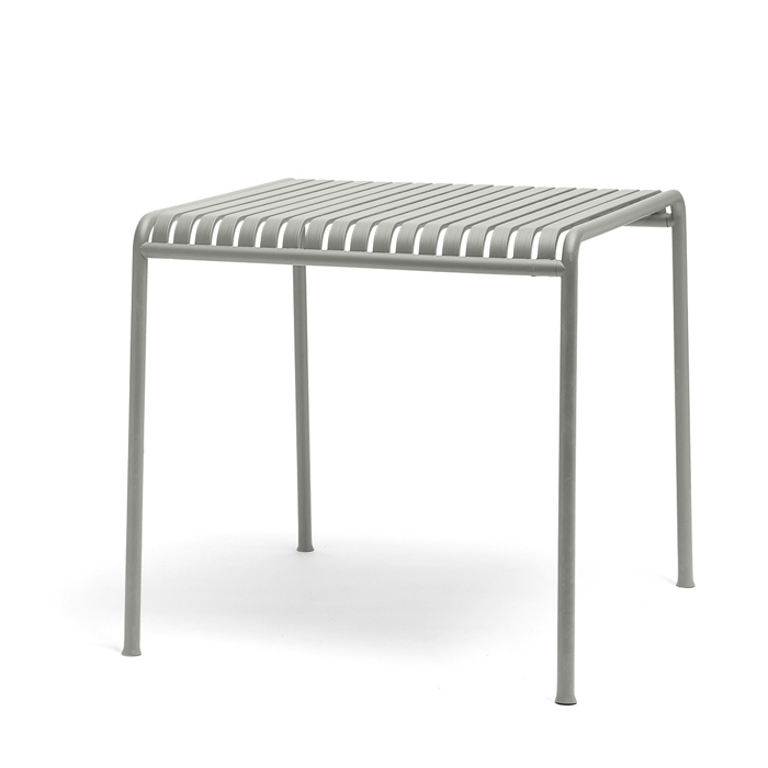 Hay Palissade Table 170x90x75 sky grey