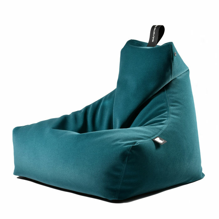 Extreme lounging b-bag mighty-b Indoor Suede