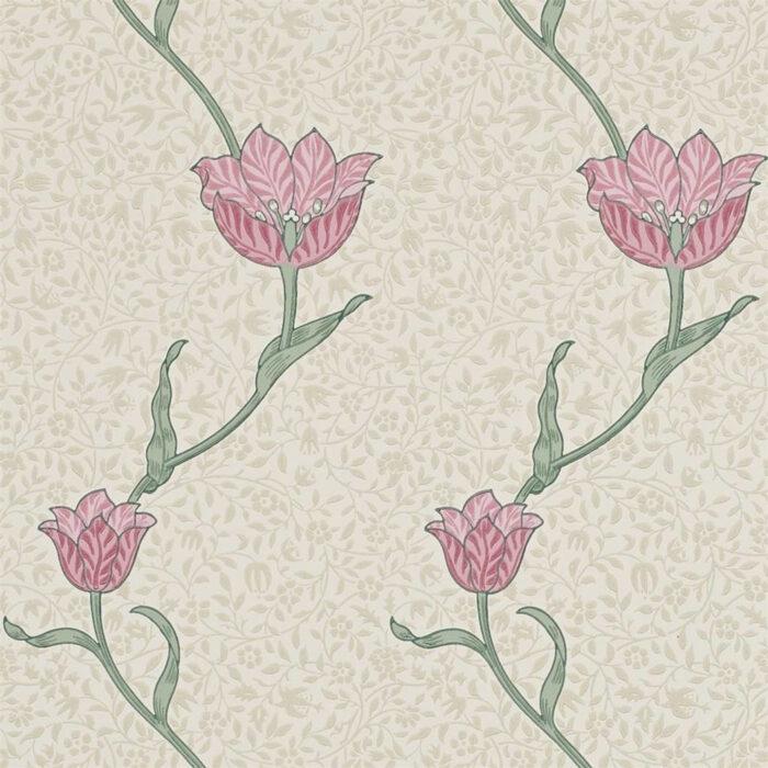 Morris and Co Garden Tulip 210391