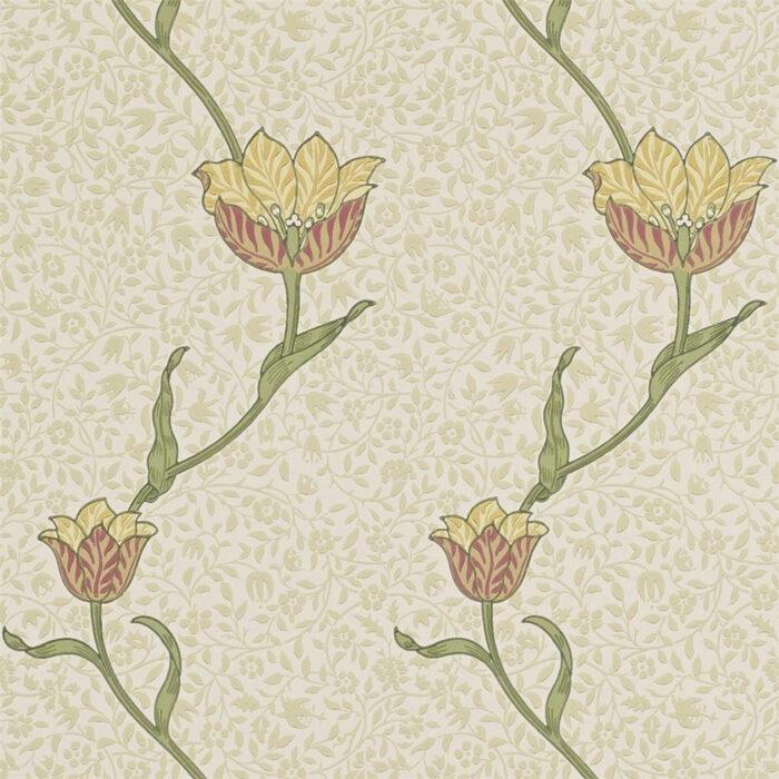 Morris and Co Garden Tulip 210392