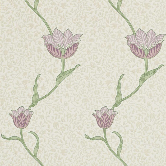 Morris and Co Garden Tulip 210393