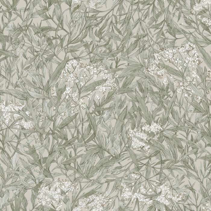 Sandberg behang Malin Sage Green 225-28
